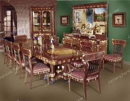 Italian Style Dining Room Furniture by Renaissance Dining Room Luxury Furniture And Lighting Italian