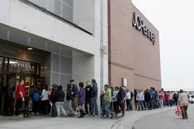 what time does jcpenney open on thanksgiving j c penney to close 130 to 140 stores local business news