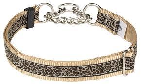 dog ribbon buy leopard print woven ribbon half check dog collar limited