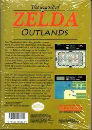 amazon com legend of zelda outlands nintendo nes video game