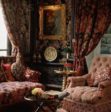 Victorian Living Room by Floral Victorian Style Living Room Classy Victorian Style Living