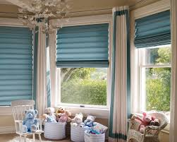 modern french country window coverings blinds nursery