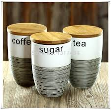 kitchen jars and canisters coffee canister sets coffee drinker
