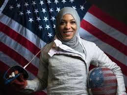 muslim american olympian was detained by us customs bossip
