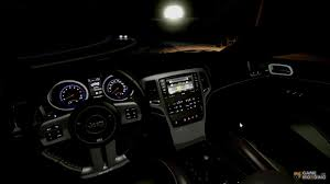 jeep grand cherokee interior 2013 jeep grand cherokee srt8 2013 for gta 5
