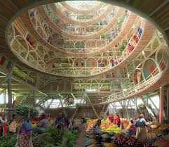 Moving From Coast To Interior Regions Of Sub Saharan Africa Modular Farm Tower For Sites Across Africa Wins International