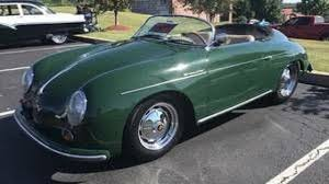 vintage porsche 356 1959 porsche 356 for sale near cadillac michigan 49601 classics