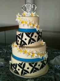 samoan style wedding cake melitafiore