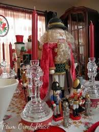 Nutcracker Christmas Decorating Ideas by 132 Best Christmas Nutcracker Tablescapes Images On Pinterest