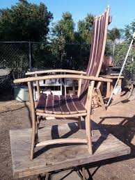 hand made wine barrel creations rockers and chairs by wine