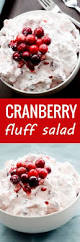 Good Salad For Thanksgiving Check Out Cranberry Orange Holiday Punch It U0027s So Easy To Make