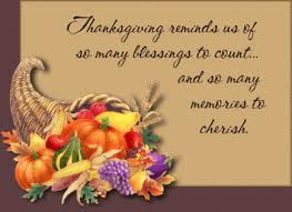 meaning of thanksgiving foothills care home