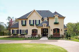home rustic french country house plans country home designs