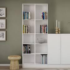 South Shore Shelf Bookcase Furniture Home South Shore Smart Basics Shelf Bookcase Multiple