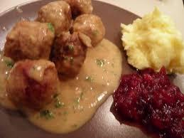 cuisiner des boulettes de viande candicerie 6 boulettes de viande à la suédoise köttbullar med