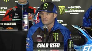 james stewart news motocross chad reed on the absence of james stewart in 2017 anaheim 1