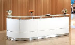 Reception Desk For Salon Front Reception Desk Bethebridge Co