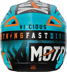 fox motocross uk 2016 fox racing v1 vicious youth helmet motocross dirtbike mx