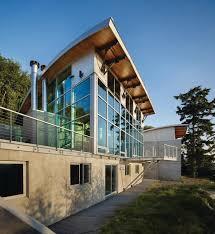 modern steel frame home plans home plan