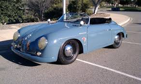 porsche speedster for sale 1957 replica speedster for sale 1520190 hemmings motor news