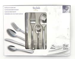 Ebay Kitchen Knives 16 Piece Stylish Kitchen Stainless Steel Cutlery Set Tableware