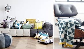 coussin de canapé design top 5 de la décoration scandinave frenchy fancy