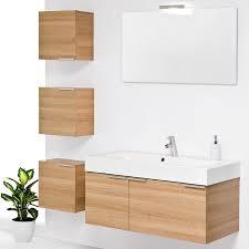 solid wood bathroom cabinet practical type solid wooden bathroom vanity wall mounted in wooden