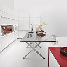 stainless steel kitchen island with seating kitchen island ideas ideal home