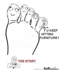 Toe Memes - toe story by jonjonutot meme center