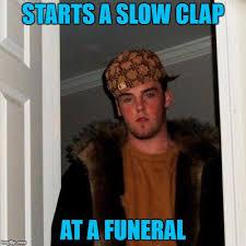 Slow Clap Meme - slow clap imgflip