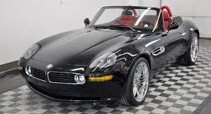 2003 bmw z8 alpina ohio dealer has five bmw alpina z8 roadster v8s for sale