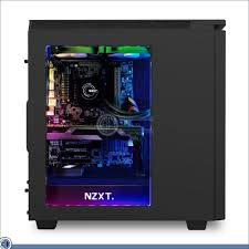 Led Light Strips For Computer Case by Nzxt Brings Pc Lighting To The Next Level With Hue Rgb Kits