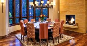 The Circular Dining Room by Large Round Dining Table And Chairs Dining Room Table Sets Large