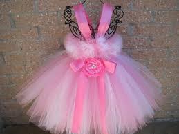 pink and white birthday tutu dress babies 3 24 months