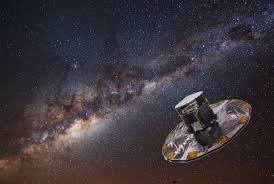 Mapping <b>The Milky Way</b> With Gaia