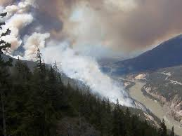 Bc Wildfire Management Facebook by Cisco Road Fire South Of Lytton B C U2013 Wildfire Today