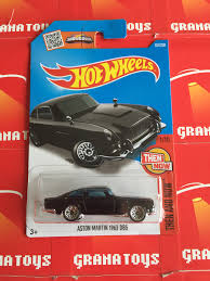 aston martin 1963 db5 101 black 2016 wheels case h grana toys
