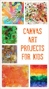 canvas art ideas for toddlers home decor ideas