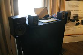 Best Looking Speakers Axpona 2014 Loudspeakers And Electronics Under 15k The