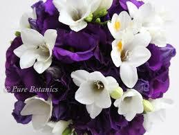 purple wedding flowers purple wedding flowers lisianthus botanics