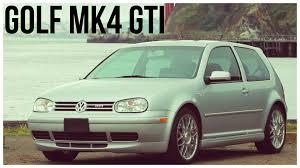 gti volkswagen 2005 1999 2005 volkswagen golf mk4 gti youtube