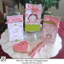 baby shower favor bags baby girl baby shower favor bags do it yourself diy printables