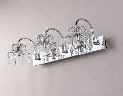 crystal sconces for bathroom bathroom 3 light crystal sconce pictures decorations inspiration
