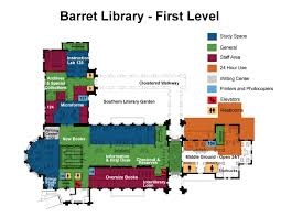 Barret Library Floorplans Barret Special Floor Plans