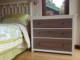Ikea Bedroom Furniture Dressers by Ikea Hemnes Dresser Hack Swap The Drawers For A Coastal