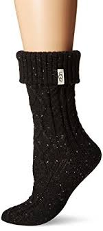 s ugg ankle boots ugg s rainboot sock black o s at amazon