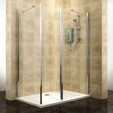 B Q Bathrooms Showers Walk In Shower Bathroom Design Decoration