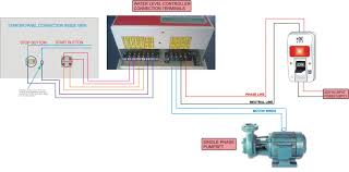 ppc multimotor control model water level controller installation