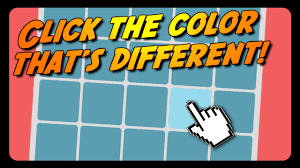 color difference test eyeball stress test youtube