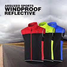 mens mtb jacket online buy wholesale arsuxeo cycling sleeveless jackets from china